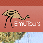 Emu Tours website